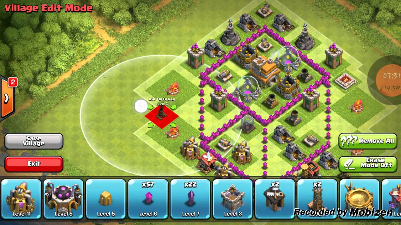 Serbukkopi Tips And Trick Clash Of Clans